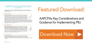 Featured Download - Guidance for Implementing PBJ