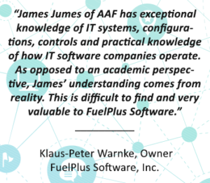 Fuel Plus Software SOC Report Testimonial