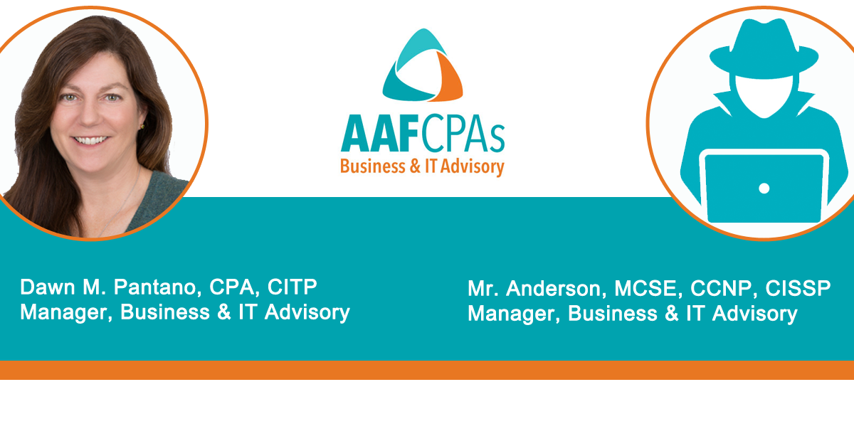 AAFCPAs Enhances Consulting Expertise in Cybersecurity, IT Systems, Business Process, and Performance Controls