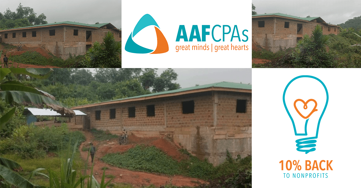 AAFCPAs Donates to Khadijah Medical Clinic