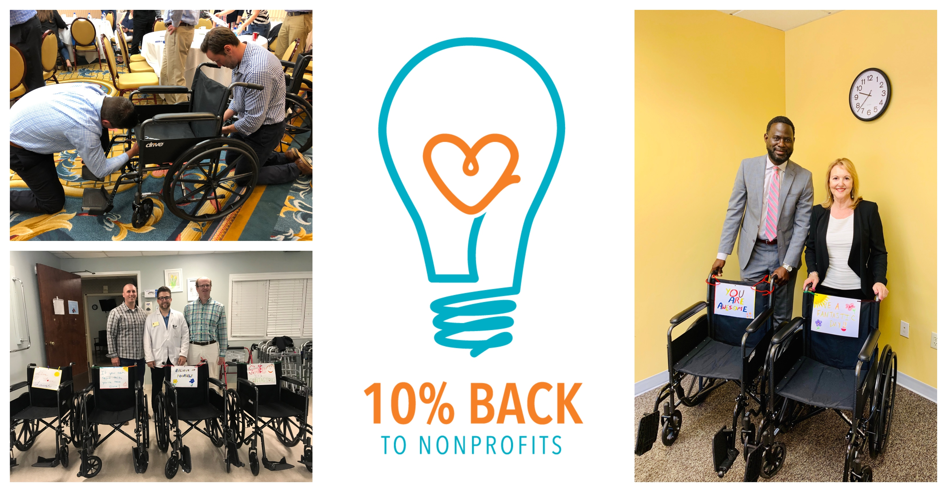 AAFCPAs Partners Bond with Wheelchair Build for Charity